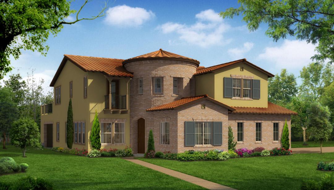 BL Andalusian, Laguna Estates, Fullerton