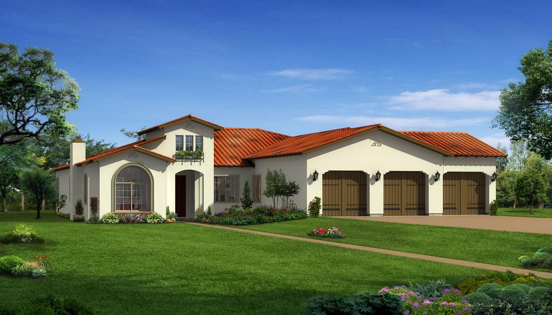 EC Santa Barabara, Laguna Estates, Fullerton