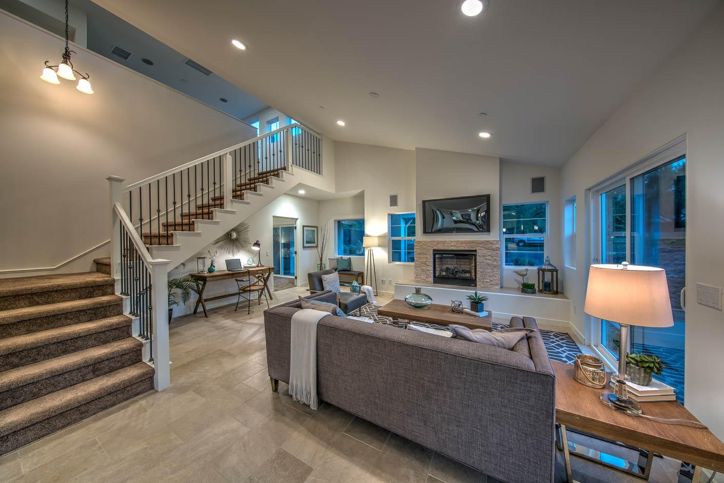 Bear Creek Villas, Murrieta Living Room