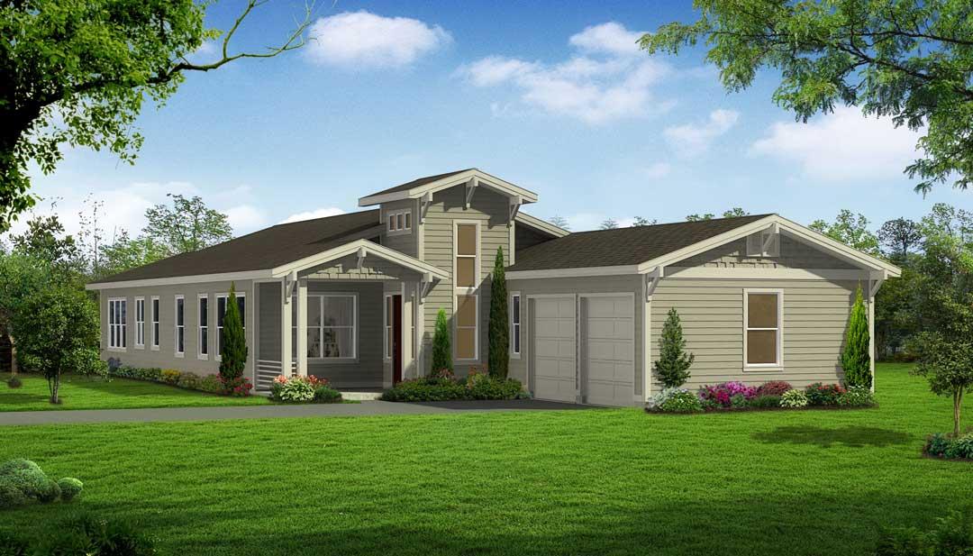 Plan C Craftsman, Bordeaux Oaks, Napa